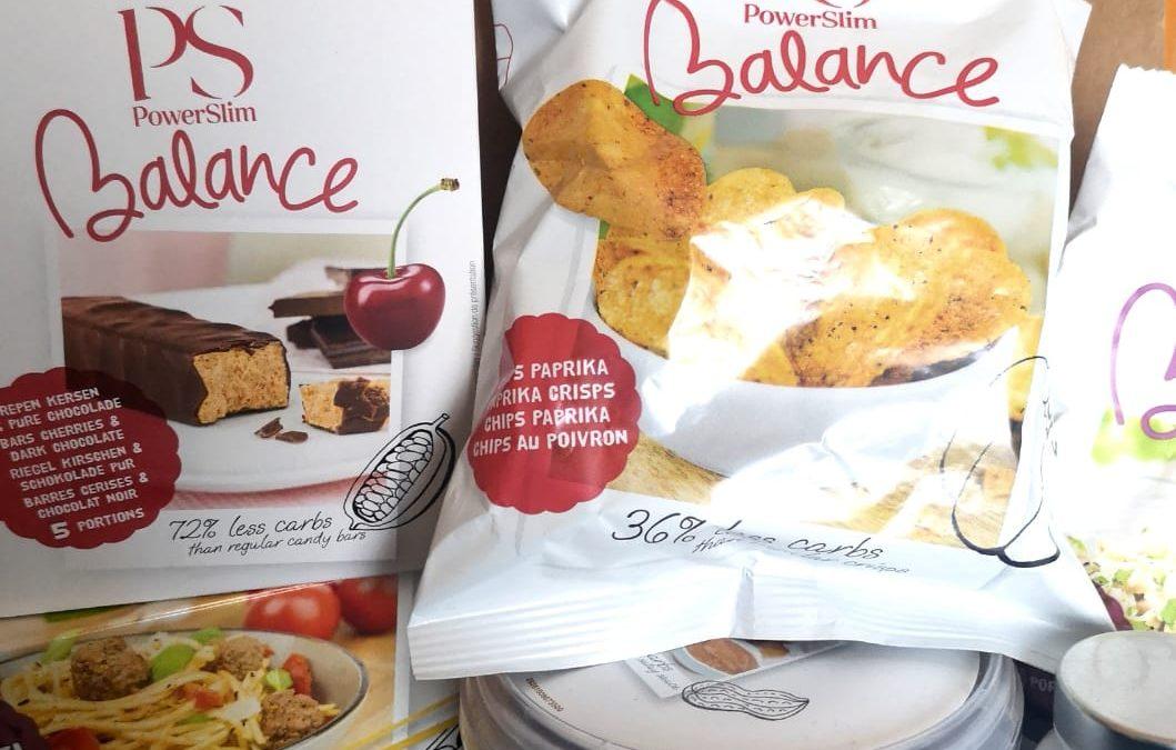Producten van PowerSlim Balance uitproberen